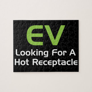 EV Looking For A Hot Receptacle Puzzle