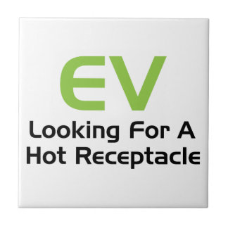 EV Looking For A Hot Receptacle Small Square Tile