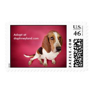 EV Postage Stamp