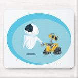 EVA and WALL-E Mouse Pad