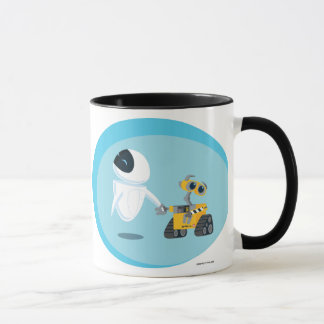 EVA and WALL-E Mug
