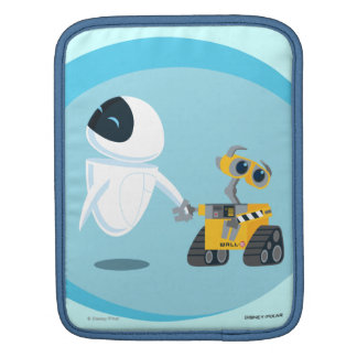 EVA and WALL-E Sleeve For iPads