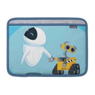 EVA and WALL-E Sleeve For MacBook Air