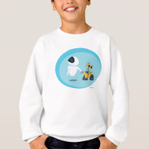 EVA and WALL-E Sweatshirt