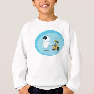 EVA and WALL-E Sweatshirt