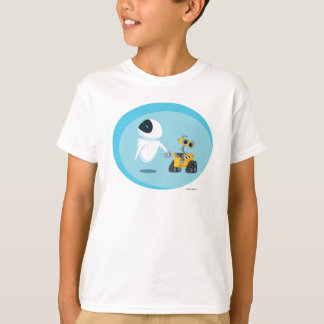 EVA and WALL-E T-Shirt