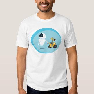 EVA and WALL-E Tee Shirt