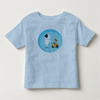 EVA and WALL-E Toddler T-shirt