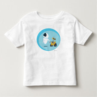 EVA and WALL-E Toddler T-shirt