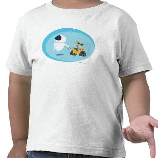 EVA and WALL-E T Shirts