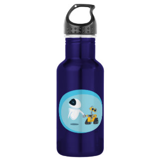 EVA and WALL-E Water Bottle