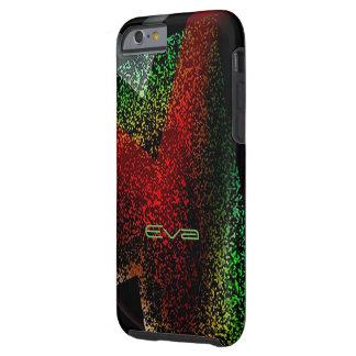 Eva Artistic Style iPhone case