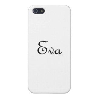 Eva Case For iPhone SE/5/5s