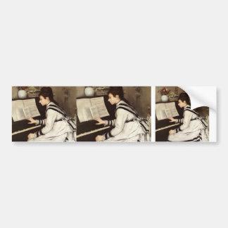 Eva Gonzales- Secretly Car Bumper Sticker