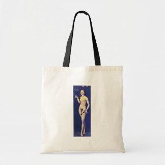 Eva por Cranach D. Ä. Lucas (la mejor calidad) Bolsa