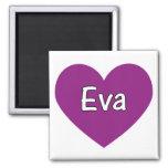 Eva Refrigerator Magnets