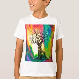 EVA / The Byte. T-Shirt