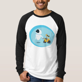 EVA y WALL-E Camisas