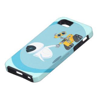 EVA y WALL-E iPhone 5 Coberturas