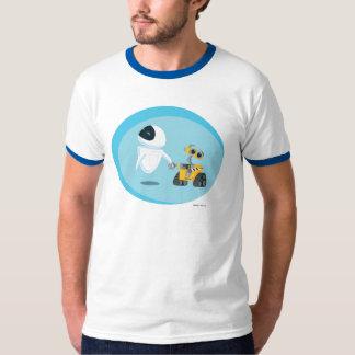 EVA y WALL-E Playeras