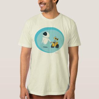 EVA y WALL-E Remeras