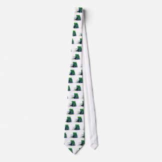 Evacuation of People with Disability Book Cover Neck Tie