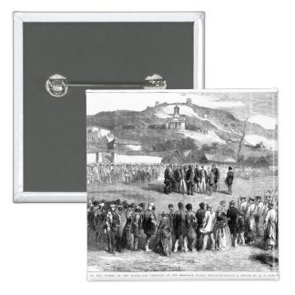 Evacuation of the Crimea by the Allies Pinback Buttons
