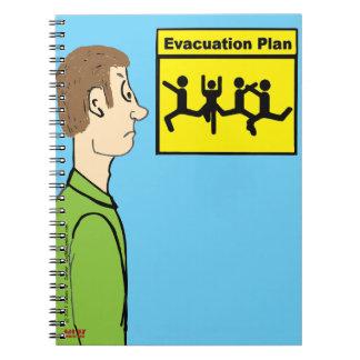 """Evacuation Plan"" Notebook"