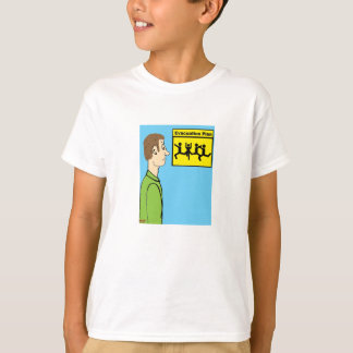 """Evacuation Plan"" T-Shirt"