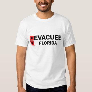 Evacuee_Florida Remeras