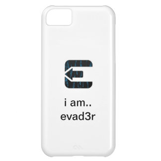 evad3rs Official iPhone Case Cover For iPhone 5C