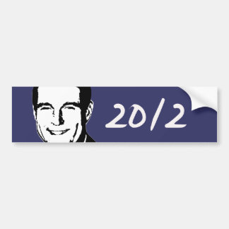 Evan Bayh 2012 Bumper Sticker