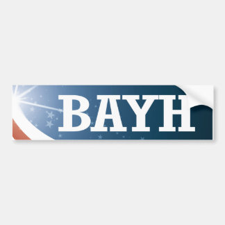 Evan Bayh 2016 Bumper Sticker