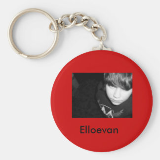 Evan emergency keychain