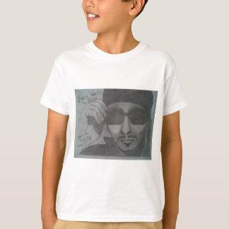 Evan Marsh the product 4 portrait T-Shirt