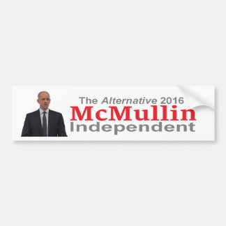 Evan McMULLIN 2016 Bumper Sticker