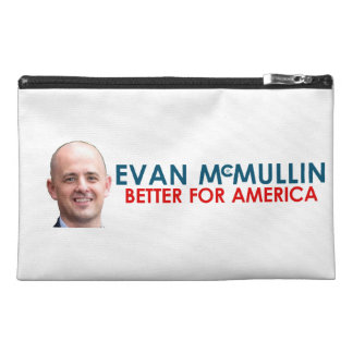 Evan McMullin - Better for America Travel Accessories Bags