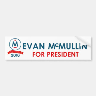 Evan McMullin for President Bumper Sticker