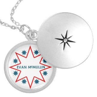 Evan McMullin Locket Necklace