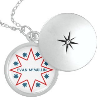 Evan McMullin Sterling Silver Necklace