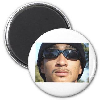 Evan Wrecn Marsh 2 Inch Round Magnet