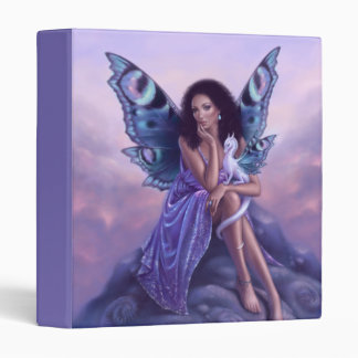 Evanescent Fairy & Dragon Art Binder