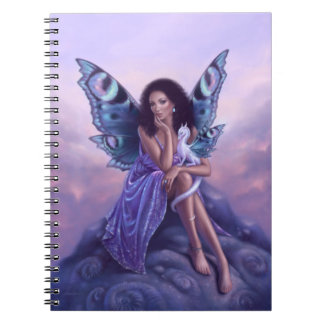 Evanescent Fairy & Dragon Notebook
