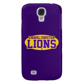 Evangel Christian Academy; Lions Samsung Galaxy S4 Case