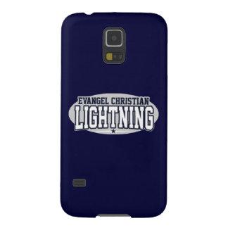 Evangel Christian High School; Lightning Galaxy S5 Covers
