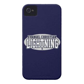 Evangel Christian High School; Lightning iPhone 4 Cover