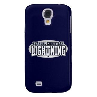Evangel Christian High School; Lightning Galaxy S4 Case