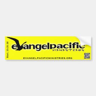Evangel Pacific Ministries Bumper/Window Sticker