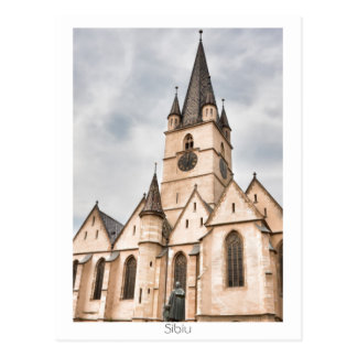 Evangelical Cathedral Postcard