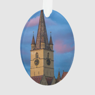 Evangelical church tower, Sibiu